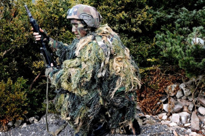VIDEO : le camouflage opérationnel