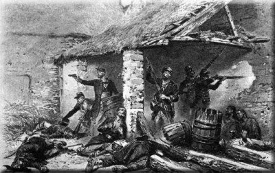 HISTOIRE : Récit du combat de CAMERONE (30 avril 1863).