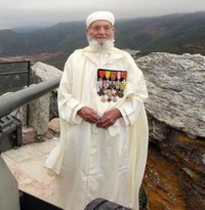 DÉCÈS d'Ali NADI, dernier goumier ayant libéré la Corse.