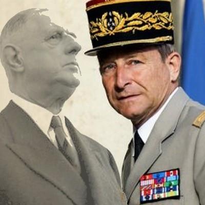 POUVOIR : «1968 conspuait les militaires, 2018 les appelle au pouvoir!»