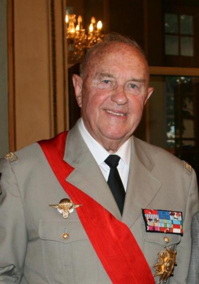 Communiqué du Général (2s) François CANN, Grand-croix de la Légion d'honneur, Ancien membre du Conseil de l'Ordre.