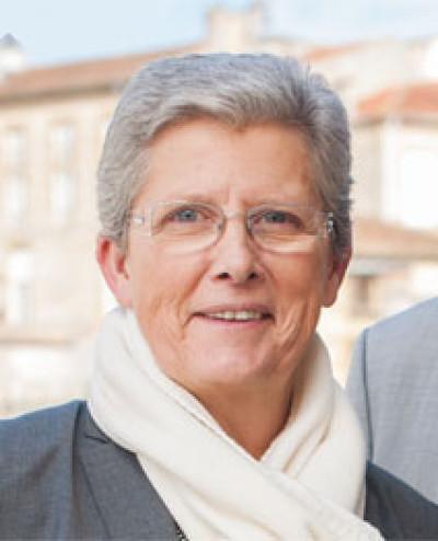 Attributions de Geneviève DARRIEUSSECQ, secrétaire d'Etat auprès de la ministre Posté le mercredi 23 août 2017  Genevieve_darrieussecq_f330dae52d7594b84b3473882fd966fa