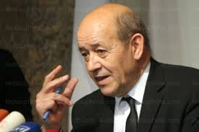 OFFICIEL - RESTRCTURATIONS 2015 : Message du ministre de la Défense, Jean-Yves Le Drian.