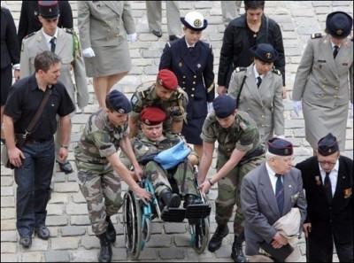 Pensions militaires d'invalidité: Les Blessés sont-ils des assujettis ou des partenaires de l'Administration ?LIBRE OPINION du Général d'armée (2s) Bertrand de LAPRESLE,Vice-président (h) de l'Union des blessés de la face et de la tête.