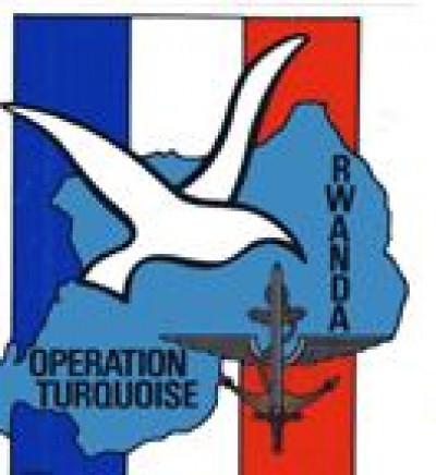RWANDA. Rapport DUCLERT : Communiqué du Général Jean Claude LAFOURCADE, Commandant de l'opération Turquoise.