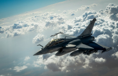 AVIATION : Nouveau record de vol de 2 Rafale de l'armée de l'Air