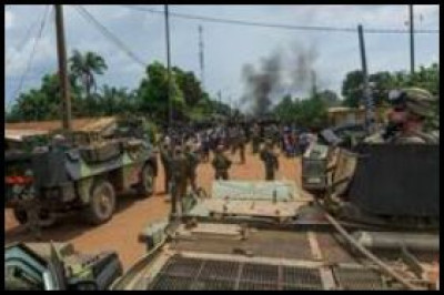 SANGARIS : Regain de tension dans Bangui