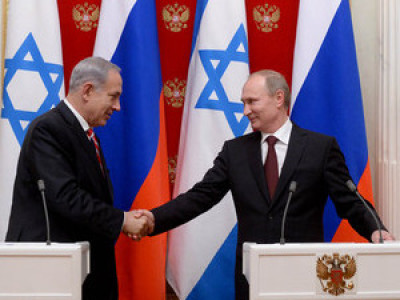 GÉOPOLITIQUE : Relations RUSSIE-ISRAËL. LIBRE OPINION du Général (2S) Dominique DELAWARDE.