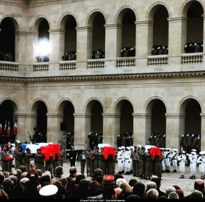 AFGHANISTAN : Honneur à nos 90 soldats tués et à leurs 700 camarades blessés en Afghanistan!