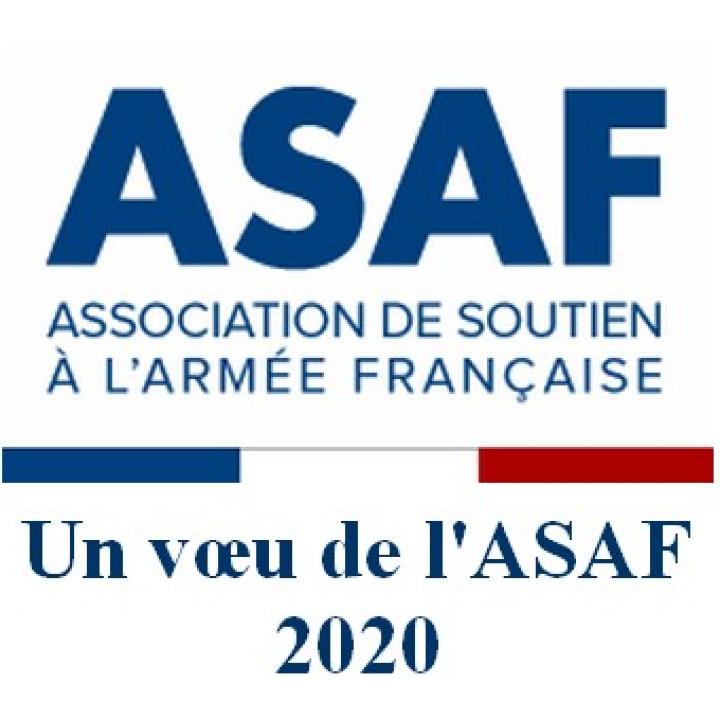 Asaf Association De Soutien à L Armée Française