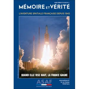 Hors série n°10 - l'aventure spatiale française depuis 1945