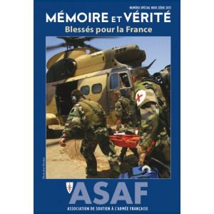 Hors série N°2 - Blessés pour la France -