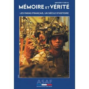 Hors série N°7 - Les Paras français, un siècle d'histoire
