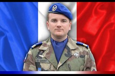 DÉCÈS : Cinq officiers de l'ALAT morts en service.  Cne_quentin_gibert