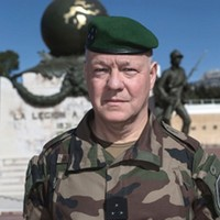 general jean maurin commandant legion etrangere