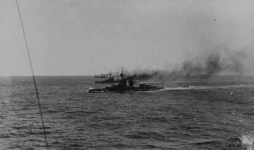 grand fleet royal navy