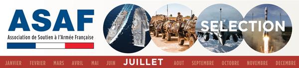 ASAF sélection - juillet 2016 Bandeau_2_Juillet_1