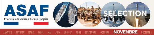 ASAF Sélection novembre 2016 Bandeau_2_Novembre