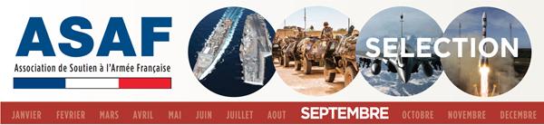 ASAF sélection sepembre 2016 Bandeau_2_Septembre