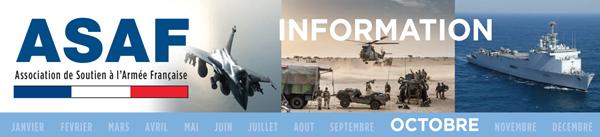ASAF - Lettre d'information - Octobre 2019 Bandeau_Octobre