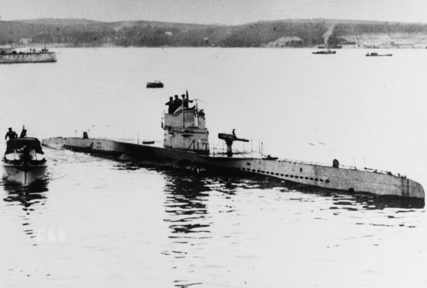 sous marins autrichiens