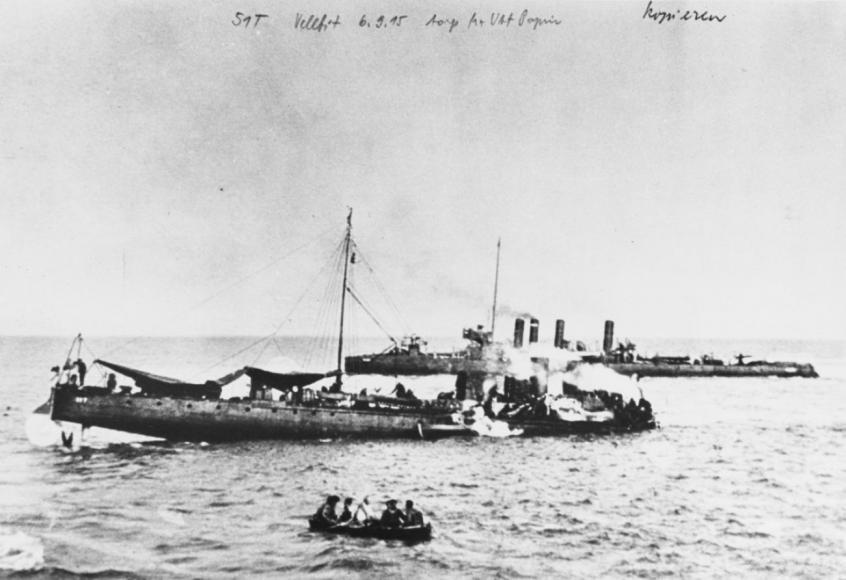 torpilleur autrichien